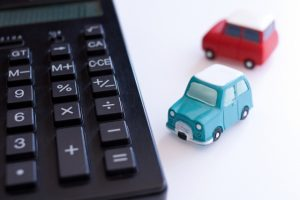 お車の確認と金額提示