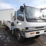 いすゞ トラック フォワード 廃車・解体車・輸出向け車両