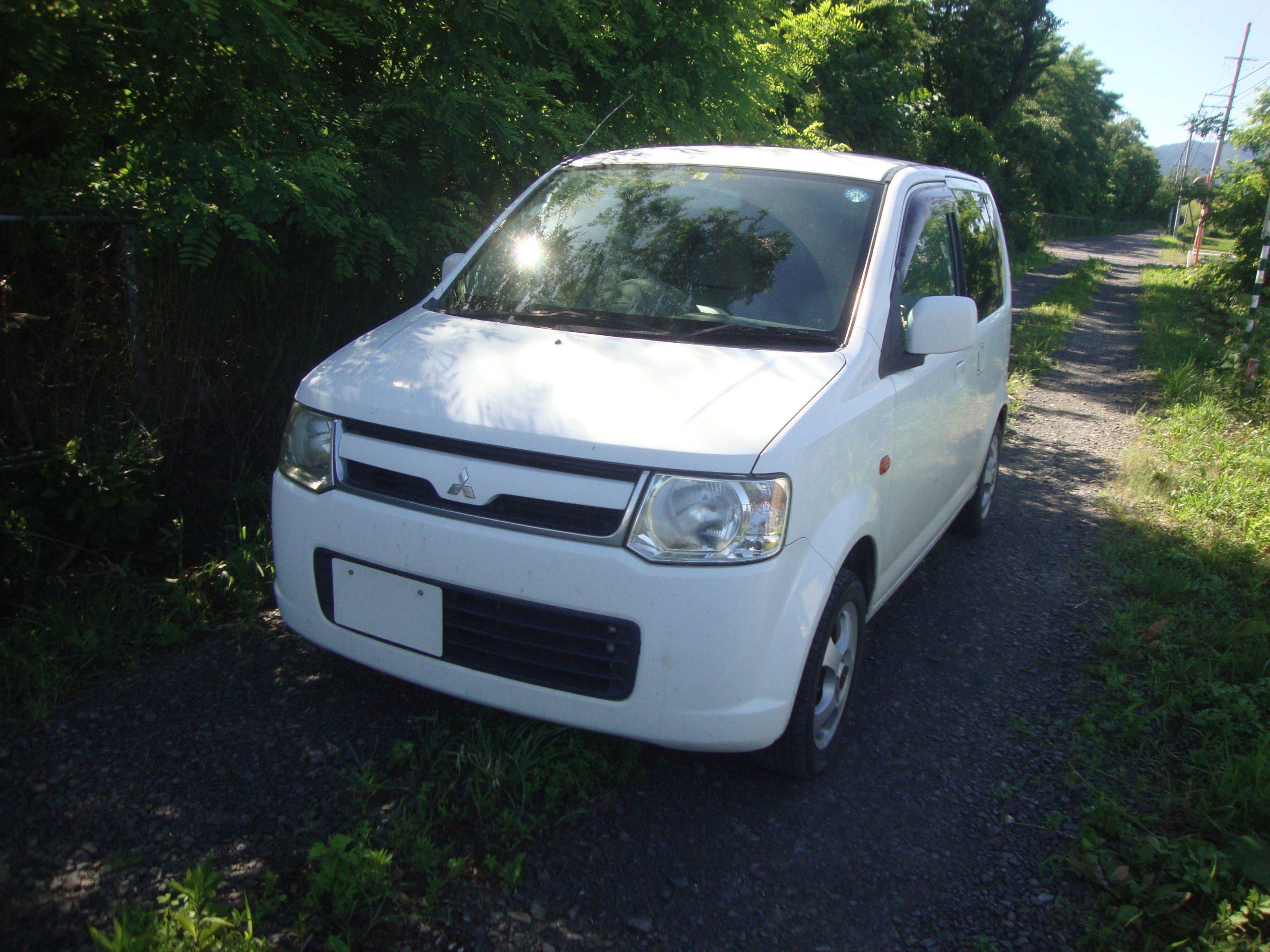三菱 ekワゴン 廃車 解体車